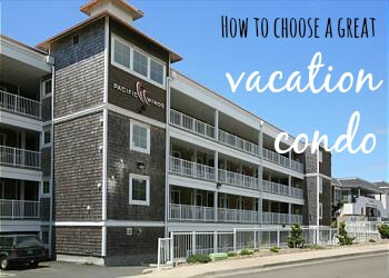 Which condo should I book at Pacific Winds?