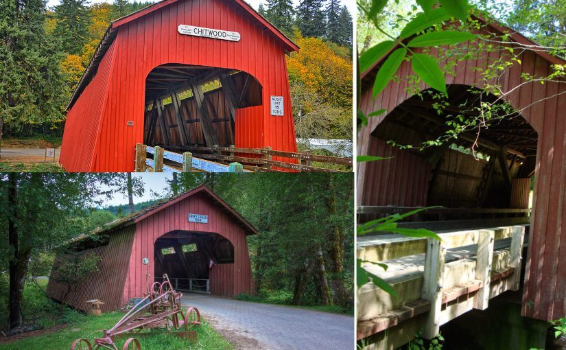 The Legacy of Oregon Coast Covered Bridges