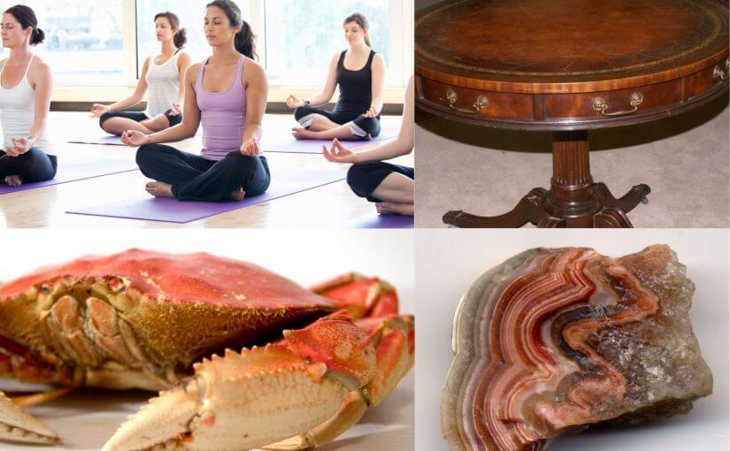 oregon coast events keystone vacations yoga crab antiques