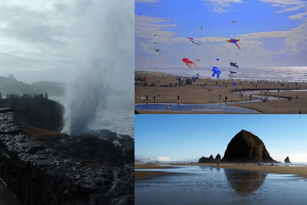 Oregon Coast Family Road Trips