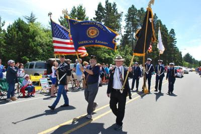 4th of July Parade at Gleneden Beach