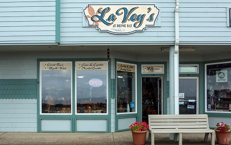 La Voy's at Depoe Bay