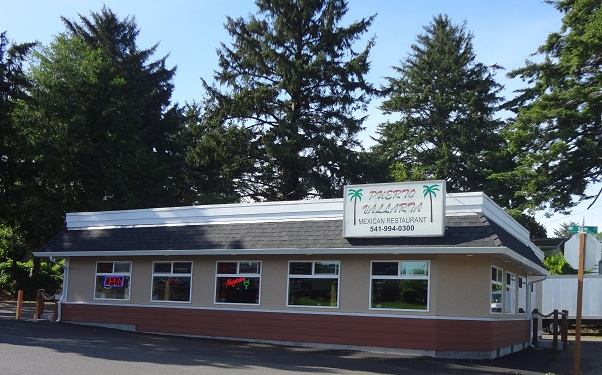 Lincoln City Oregon Mexican Food