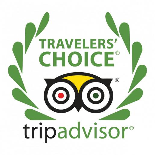 2016 Travelers' Choice - Trip Advisor